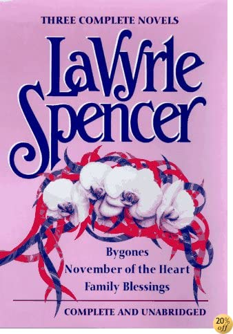 TSpencer: Three Complete Novels