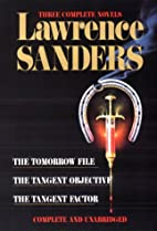 Sanders: Three Complete Novels: The Tomorrow…