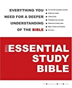 The Essential Study Bible by American Bible…