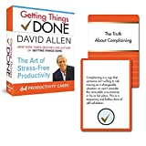 Allen, David: Getting Things Done Productivity Cards