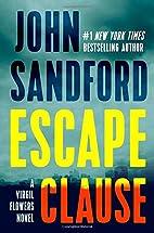 Escape Clause (A Virgil Flowers Novel) by…