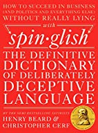 Spinglish: The Definitive Dictionary of…