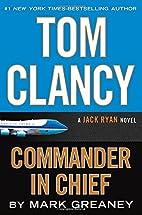 Tom Clancy Commander in Chief: A Jack Ryan…