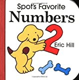 Hill, Eric: Spot's Favorite Numbers