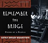 Weatherford, Carole Boston: Remember the Bridge: Poems of a People