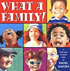 What a Family by Rachel Isadora