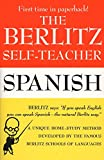 Berlitz Schools of Languages of America, Editorial Staff: The Berlitz Self-Teacher: Spanish