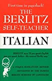 Berlitz Schools of Languages of America Editorial Staff: The Berlitz Self-Teacher: Italian