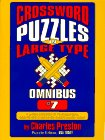 Preston, Charles: Crossword Puzzles in Large Type Omnibus 7