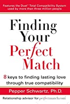 Finding Your Perfect Match by Pepper…
