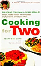 Cooking for Two (Healthy Exchanges Cookbook)…