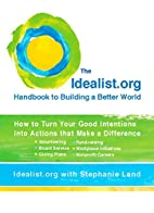 The Idealist.org Handbook to Building a…