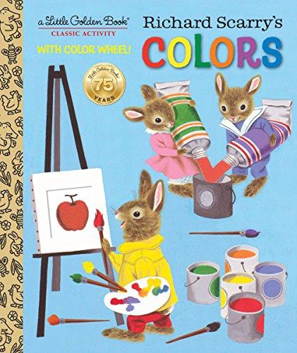richard-scarrys-colors-little-golden-book