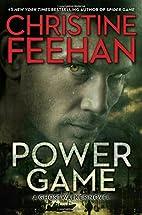 Power Game (GhostWalker Novel, A) by…