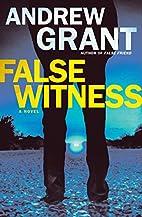 False Witness: A Novel (Detective Cooper…