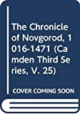The Chronicle of Novgorod, 1016 1471