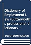 Selwyn, Norman: Dictionary of Employment Law