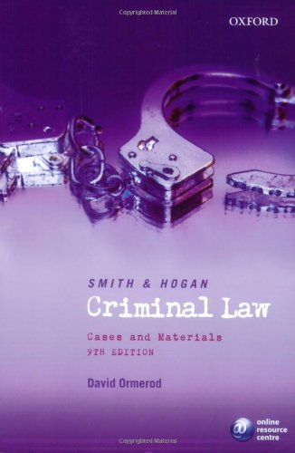 smith-and-hogan-criminal-law-cases-and-materials