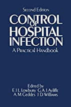 Control of Hospital Infection: Practical…