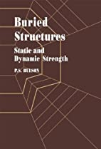 Buried Structures: Static and dynamic…