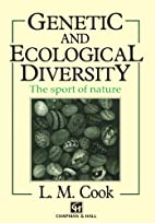 Genetic and ecological diversity : the sport…
