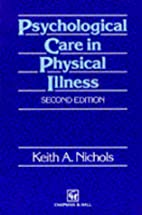 Psychological Care in Physical Illness -…
