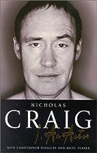 I An Actor by Nicholas Craig