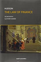 The law of finance by Alastair Hudson
