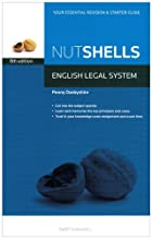 Nutshell English Legal System by Penny…