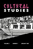 Fiske, John: Cultural Studies, Issue 1