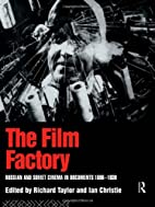 Inside the Film Factory: New Approaches to…