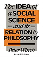 The Idea of a Social Science and Its…