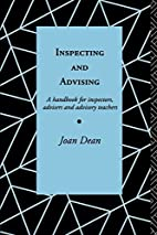 Inspecting and Advising: A Handbook for…