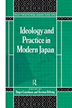 Ideology and Practice in Modern Japan…