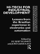 Hi-Tech for Industrial Development: Lessons…