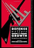 Defense, Welfare and Growth: Perspectives…