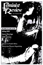 Feminist Review: Issue 41 (Feminist Review…