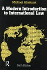 Akehurst, Michael Barton: A Modern Introduction to International Law