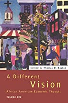 A Different Vision - Vol 1: African American…