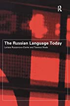 The Russian Language Today by…