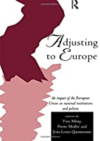 Adjusting to Europe: The Impact of the…