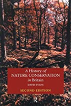 A History of Nature Conservation in Britain…