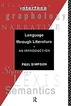 Language Through Literature: An Introduction…