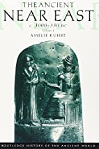 The Ancient Near East (2 Vol. Set) From c.…