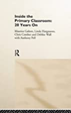 Inside the Primary Classroom: 20 Years On by…