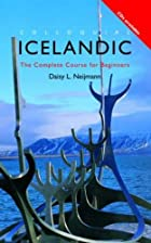 Colloquial Icelandic: The Complete Course…