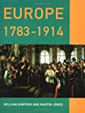 Simpson, William: Europe, 1783-1914