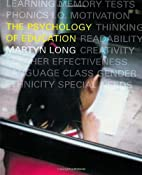 The Psychology of Education by Martyn Long