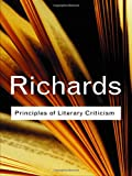 Richards, Ivor Armstrong: Principles of Literary Criticism