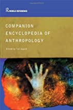 Companion Encyclopedia of Anthropology:…